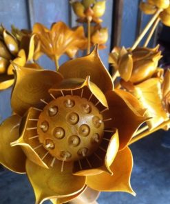 Hoa sen gỗ