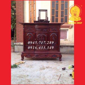 Tủ Thờ Tam Đa Cho Nhà Chung Cư SD24