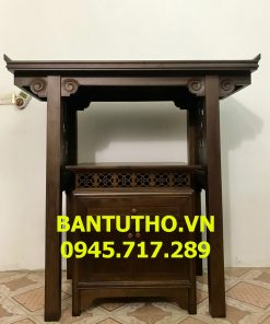 bàn thờ nhà chung cư đơn giản