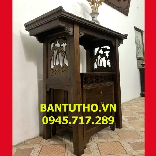 bàn thờ căn hộ chung cư