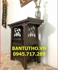bàn thờ cho nhà chung cư