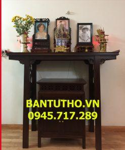 mẫu bàn thờ nhỏ cho nhà chung cư
