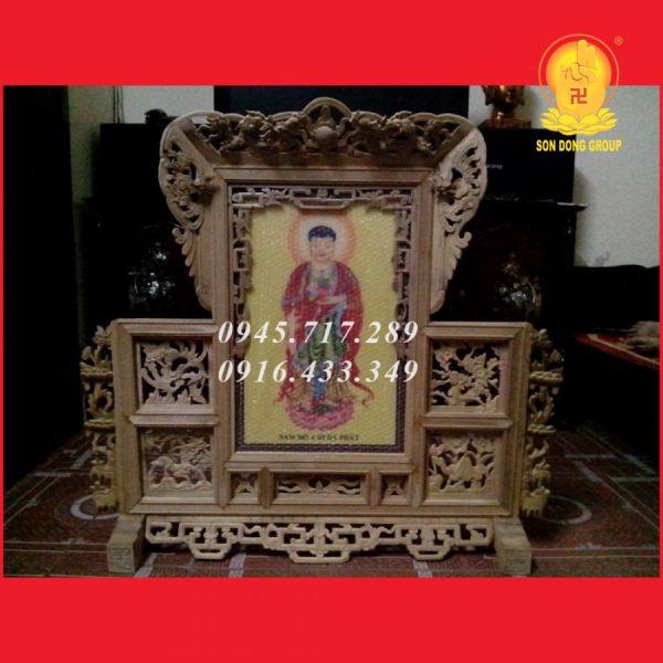 Khung Ảnh Thờ Phật KA06