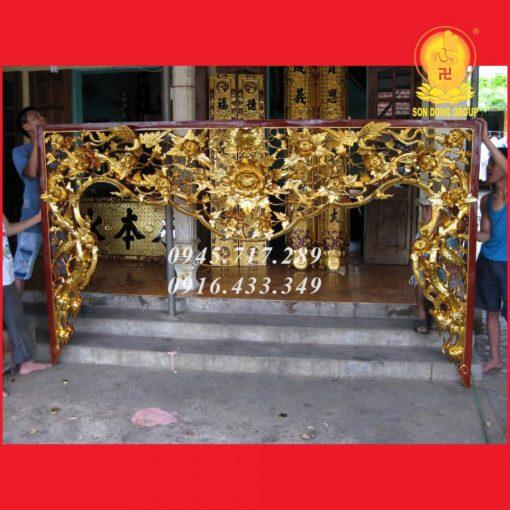 Cửa Võng Hồng Trĩ CV03