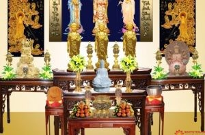 Thờ Phật tại gia – Những điều nên và không nên